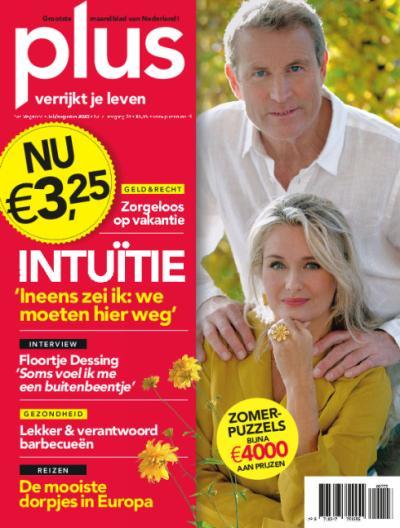 Plus Magazine - Proefabonnement