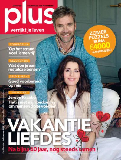 Plus Magazine - Abonnement met geschenk
