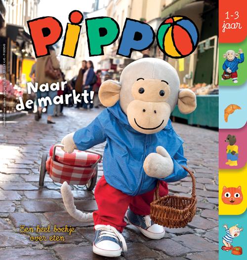Pippo - Jaarabonnement met geschenk
