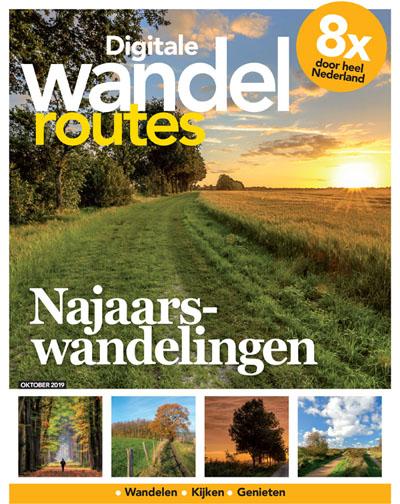 Wandelroutes - Digitaal jaarabonnement